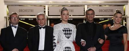 """""""La Vie D'Adele"""", imagen Cannes 2013."""