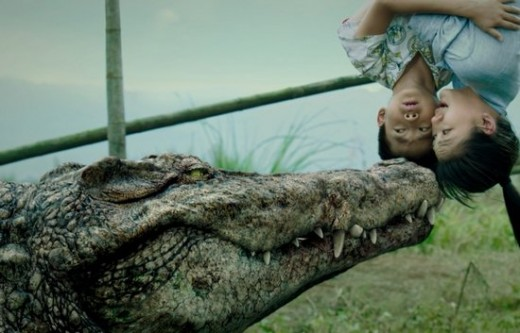 """Crítica de """"Million Dollar Crocodile""""."""