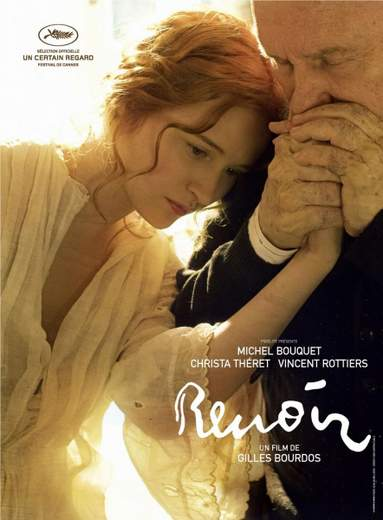 "Póster de ""Renoir""."