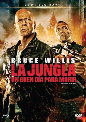 """Concurso Blu-ray """"La Jungla V""""."""