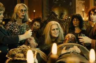 """""""Las brujas de Zugarramurdi"""" número uno en España."""