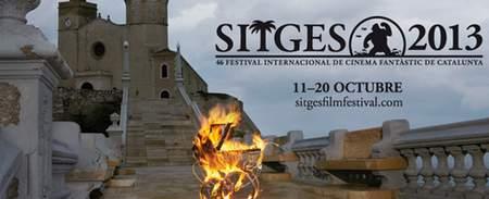Festival de cine de Sitges 2013.