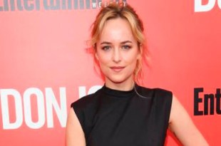 Dakota Johnson rodaje 50 Sombras de Grey