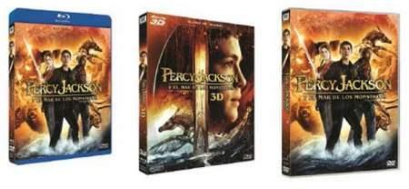 Concurso Percy Jackson y el mar de los monstruos
