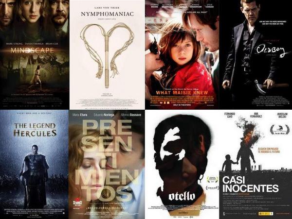 Estrenos cine 24 de enero 2014. Destacados