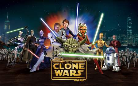 Star Wars: The Clones Wars