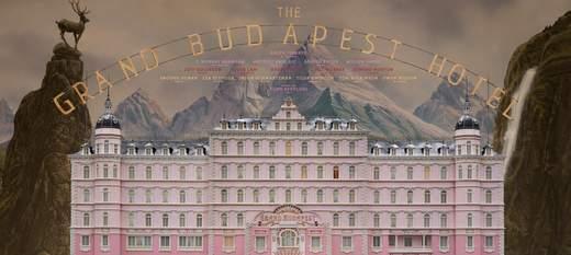 Gran hotel Budapest especial primavera