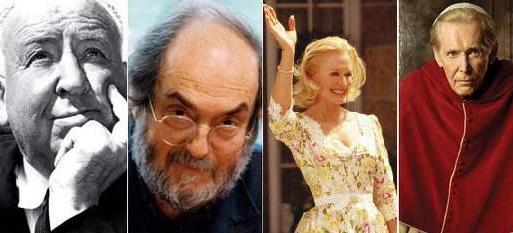 Grandes olvidados de los Oscar