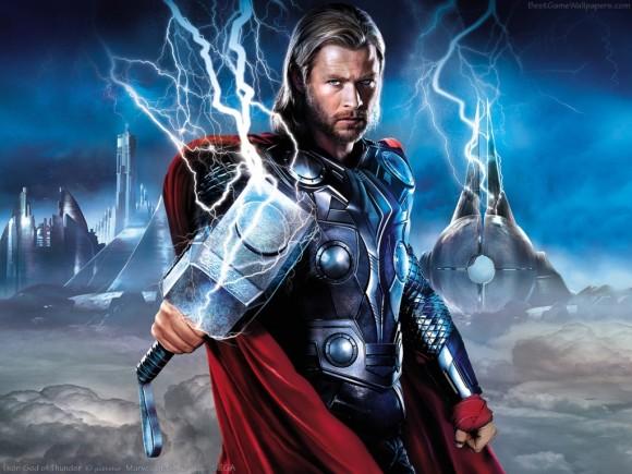 "Doctor Extraño en ""Thor: Ragnarok"". Thor 14 de abril en cines"