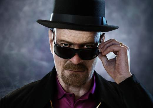Walter White en el spin-off de Breaking Bad
