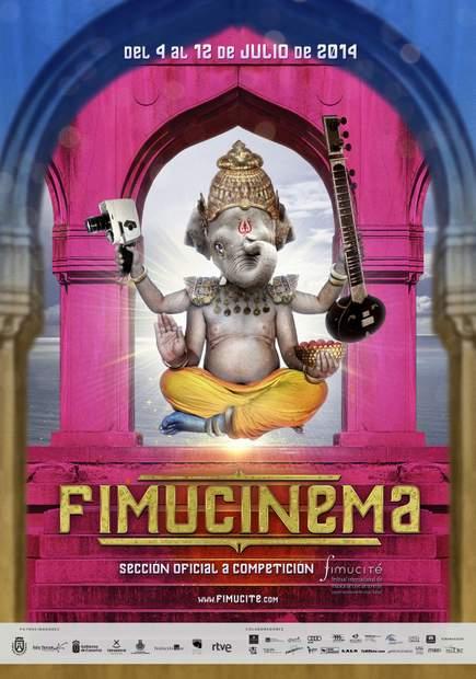 Póster FIMUCINEMA 2014, FIMUCITÉ