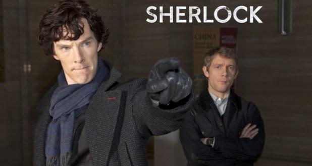 Confirmada la cuarta temporada de Sherlock