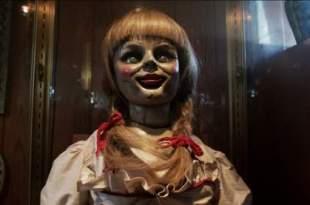 Primer trailer de Annabelle