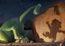 El Viaje de Arlo, nuevo Trailer de la Película de Disney Pixar