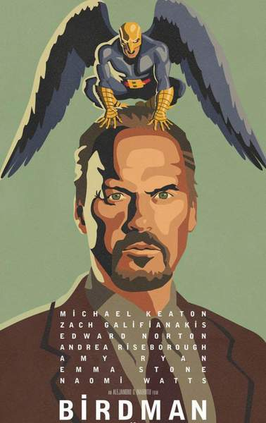 Birdman, Festival de Venecia