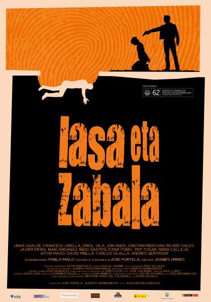 Póster de Lasa y Zabala