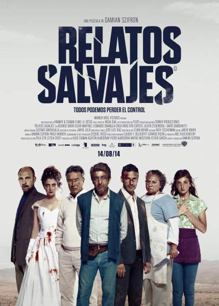 Póster de Relatos Salvajes