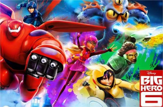 Trailer final de Big Hero 6
