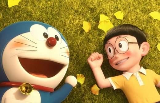 Crítica de Stand by me Doraemon