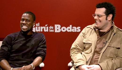 Entrevista a Josh Gad y Kevin Hart