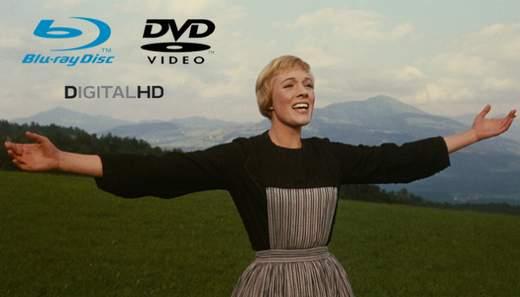 Estreno Blu-ray de Sonrisas y lágrimas