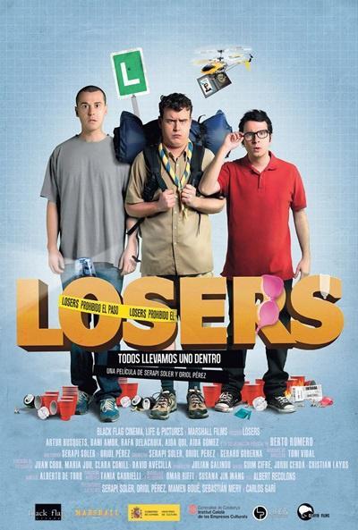 Póster de Losers