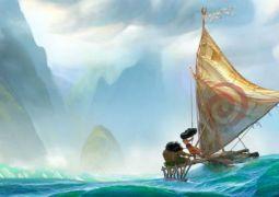 Precioso Tráiler de Vaiana (Moana), la nueva aventura de Disney