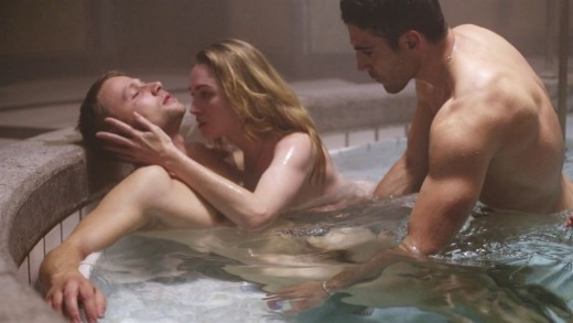 Mejores escenas eróticas de la serie Sense8