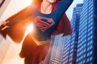 Póster de la serie Supergirl