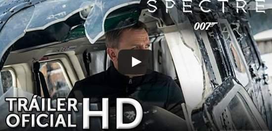 Trailer de Spectre, lo nuevo de James Bond