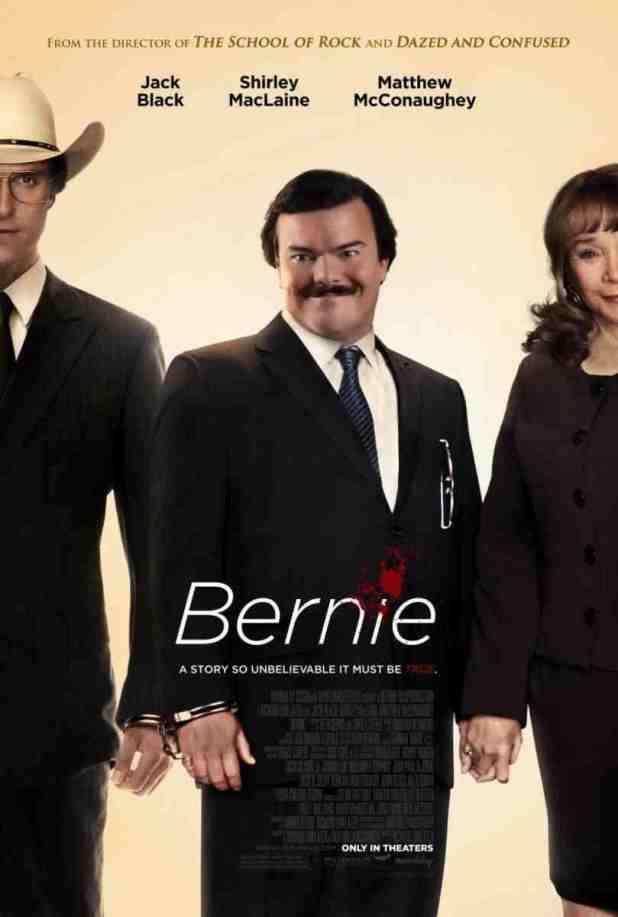 Póster de Bernie