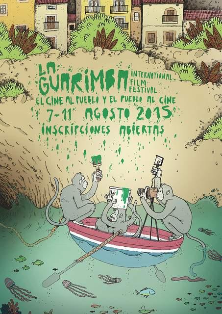 Póster de La Guarimba International Film Festival
