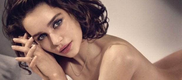 Emilia Clarke la mujer viva más sexy del mundo