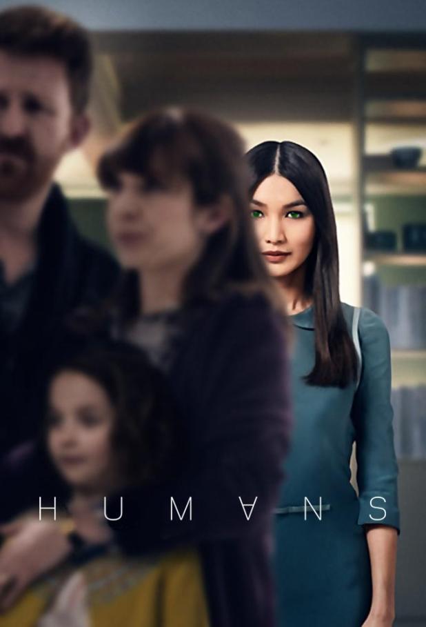 Póster de la serie Humans