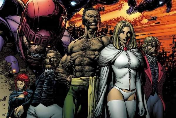 Nuevas series de los X-Men