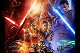 Póster de Star Wars: El despertar de la fuerza
