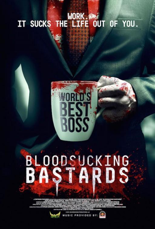 Póster de Bloodsucking Bastards