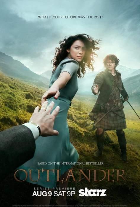 Póster de la serie Outlander