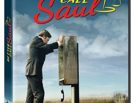 Estreno DVD Better Call Saul