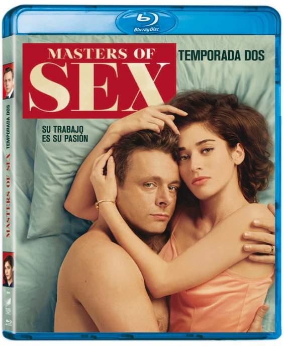 Masters of Sex estreno segunda temporada en blu-ray