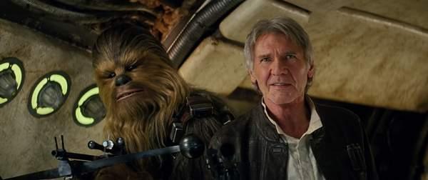 Star Wars: El despertar de la fuerza arrasa en la taquilla