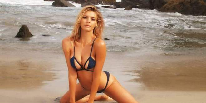 Kelly Rohrbach la nueva Pamela Anderson