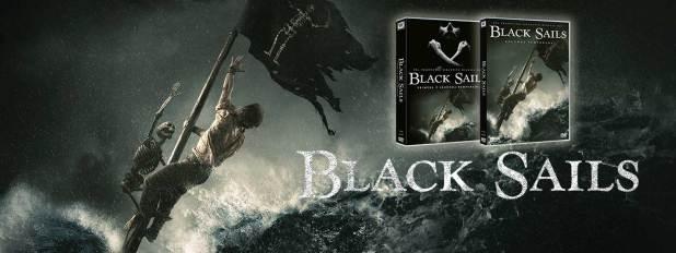 Estreno segunda temporada Black Sails
