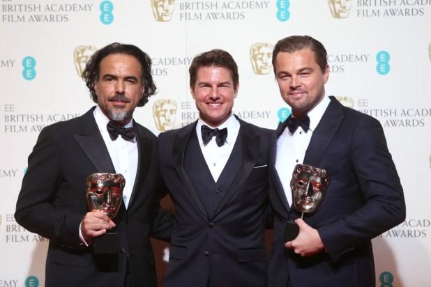 Premios Bafta 2016, El Renacido, Leonardo DiCaprio