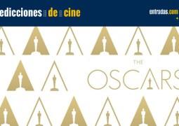 Super Concurso de los Oscar Terminado. Acierta los Ganadores y consigue Entradas de Cine