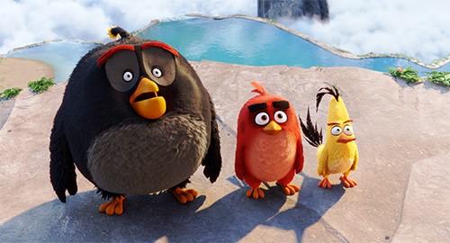 Trailer de Angry Birds, la película