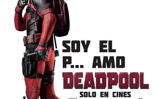 Póster Concurso Deadpool