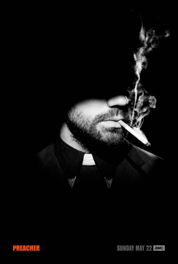 Póster de Preacher (El Predicador)