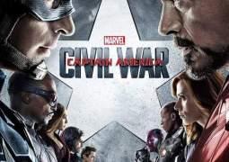 Taquillazo de Capitán América: Civil War. 5º Mejor Estreno de la Historia en EE.UU.