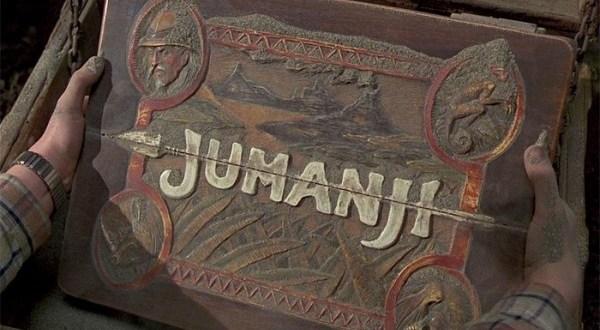 Remake de Jumanji